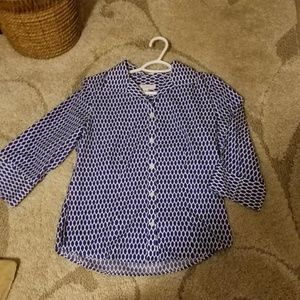 Chico button down shirt